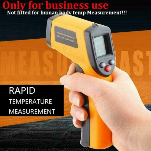 Un--Contact LCD IR Laser Infrared Digital Temperature Thermometer Gun -50°~380°