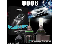 6x For Toyota Avalon 2000-2007 Combo 9005 9006 9006 LED Headlight Fog Light Bulb