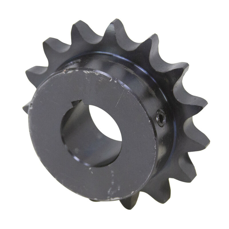 """30 Tooth 1-5/8"""" Bore 60 Pitch Roller Chain Sprocket 60BS30H-1-5/8 1-2125-30-L"""