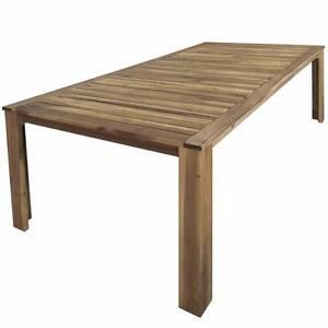 Luxo Hayman Timber Outdoor Bench Set Seven Hills Blacktown Area Preview