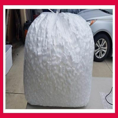 Fill Packing Peanuts 4 Cf 30 Gallons Styrofoam Combination Shape Moving Shipping
