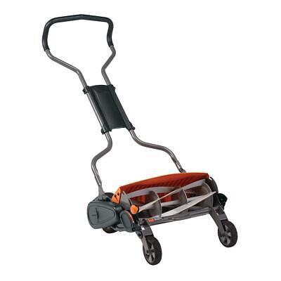 Fiskars 18 in. Cut Manual Push Non-Electric Walk Behind Reel
