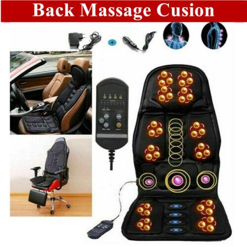 Autostuhl Körpermassage Beheiztes Sitzkissen Gemütliches KFZ Büro Massagegerät