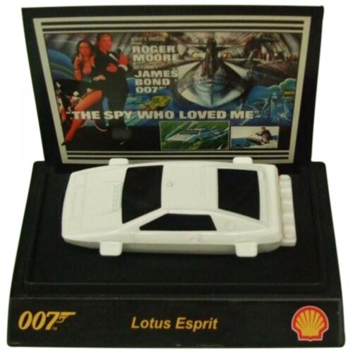 James Bond 007 Collectible 1:64th Scale Car From Shell