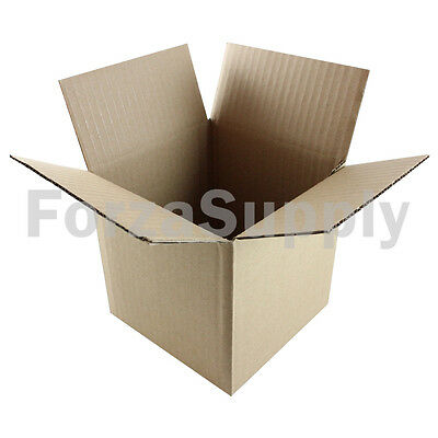 25 5x5x5 Ecoswift Brand Cardboard Box Packing Mailing Shipping Corrugated