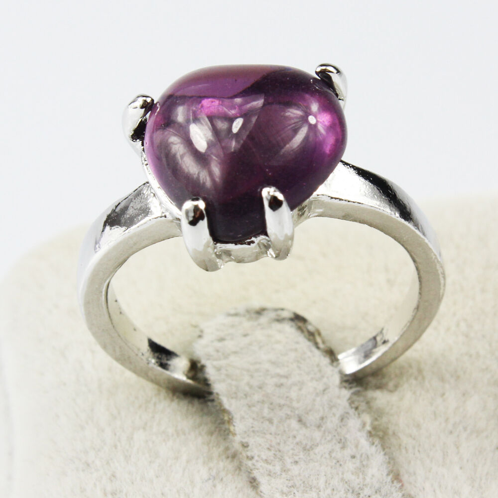 amethyst gemstone jewelry - photo #24