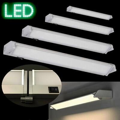 Küche Regal Licht (Unterbauleuchte Möbelleuchte LED Küche Lichtleiste schwenkbar Wandlampe Regal)