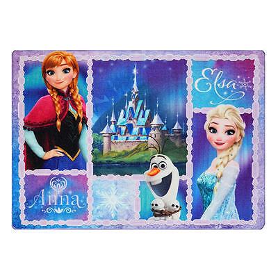 Disney Frozen Digital Print Rug - 40 inch x 54 inch