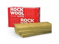 ROCKWOOL Acoustic Thermal Insulation 50mm 75mm 100mm 150mm