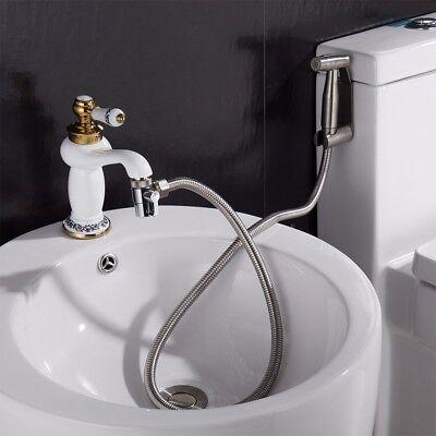 Brass 3-way Diverter Valve for Kitchen Bidet Bathroom Basin Faucet Replacement  Diverter Valve Replacement