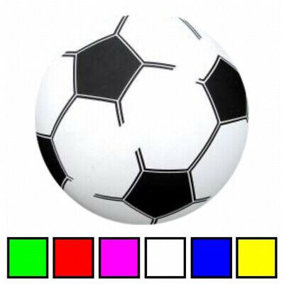 Fußball PVC 18cm Ball Wasserball Strandball  ()