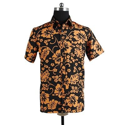 Fear and Loathing in Las Vegas Raoul Duke Flower T-Shirt Cosplay Costume - Raoul Duke Costume