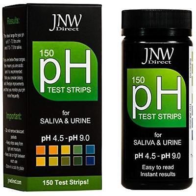 PH Test Strips For Saliva And Urine, Best Kit Accurate Body FREE