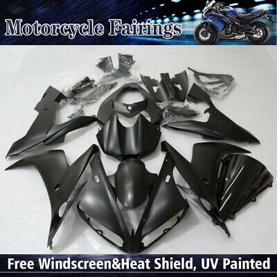 Fairing Kit For Yamaha YZF R1 2004-2006 2005 Matte Black ABS Injection Body Work