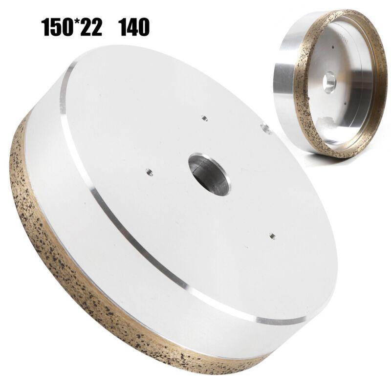 5.9inch 140 Grit Diamond Grinding Wheel Polisher Disc Glass Edger Cutter Grinder