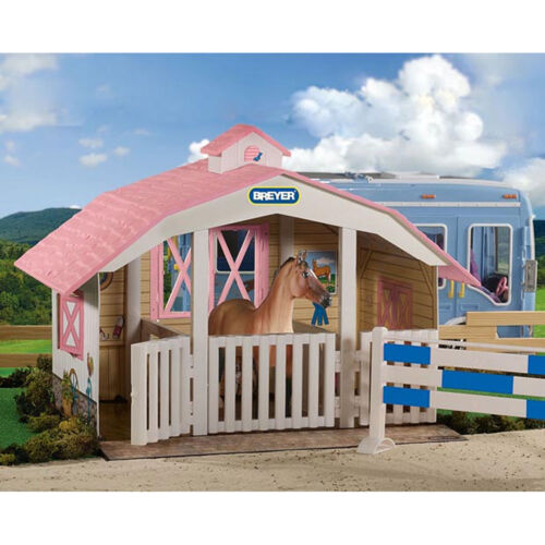 NEW Breyer Classic Stable