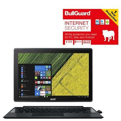 """Acer Switch 3 SW312-31-P2RD 12.2"""" Laptop 2 in 1 Touchscreen 64GB With BullGuard"""