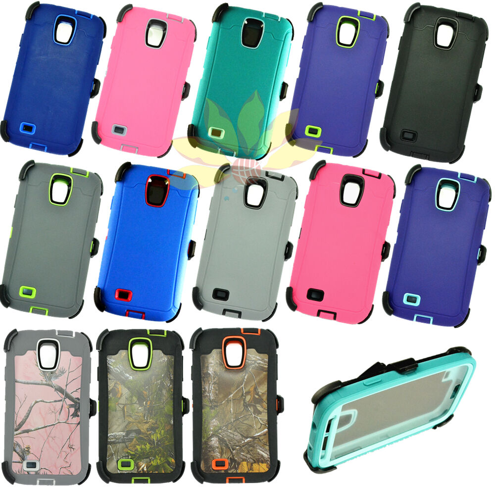 Wholesale Lot For Samsung Galaxy S4 Defender Case W/belt ...