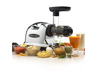 Omega 8006 Juicer And Nutrition Centre £230