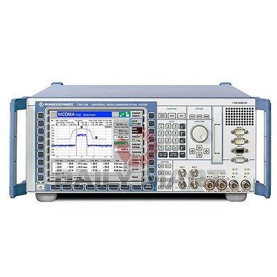 Rohde Schwarz Rs New Cmu200 Cmu 200 Plc Universal Radio Communication Tester