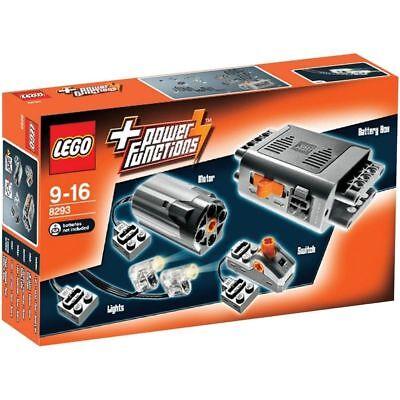 LEGO Technic Power Functions Tuning Set 8293 Neu u Sofort Lieferbar