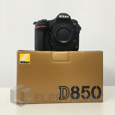 Neu Nikon D850 DSLR Digitalkameras Body Only