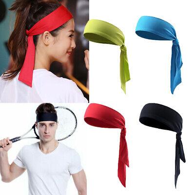 Sweat Pirate Headband Sports Sweatband Running Yoga Gym Tennis Headwrap HairBand (Pirate Headband)