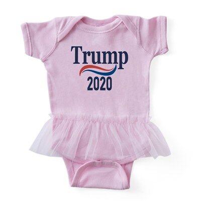 CafePress - Trump 2020 - Baby Tutu Bodysuit