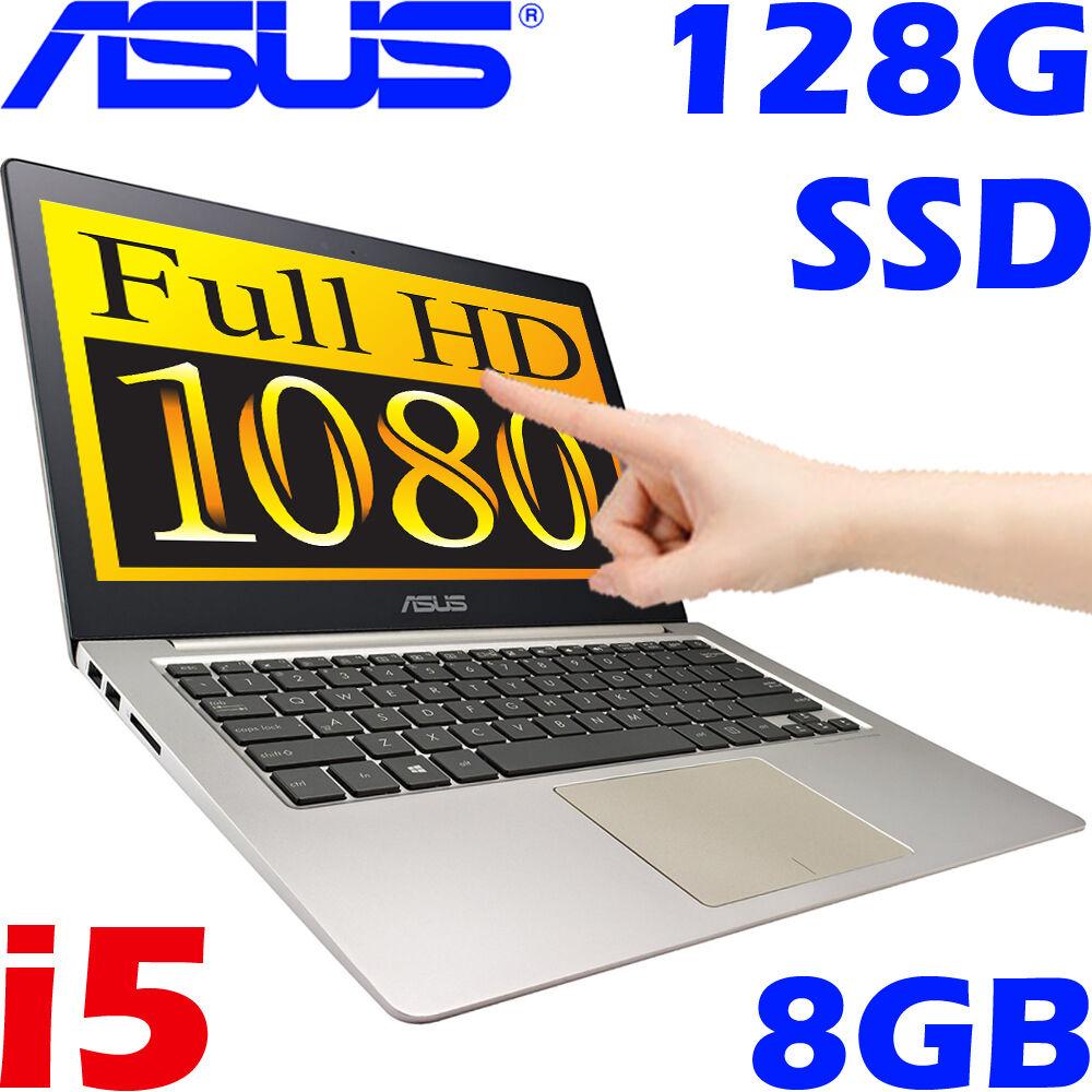 "ASUS Zenbook UX303LA Core i5 13.3"" Full HD 8GB 128GB SSD Touch Screen Ultrabook"