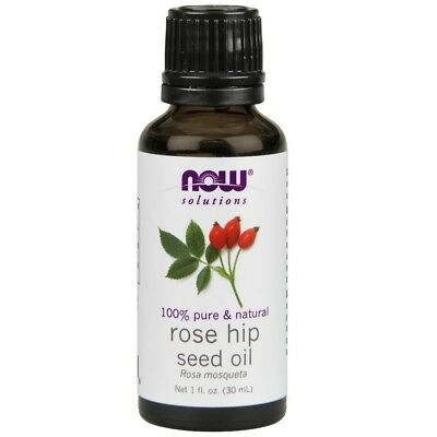 Now Foods Rose Hip Seed Oil 100  Pure   Natural   1 Oz