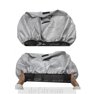 For Honda Eu2000i Generator Silver Generator Protective Dust Cover