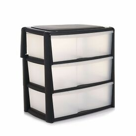 Plastic Chest of Drawers