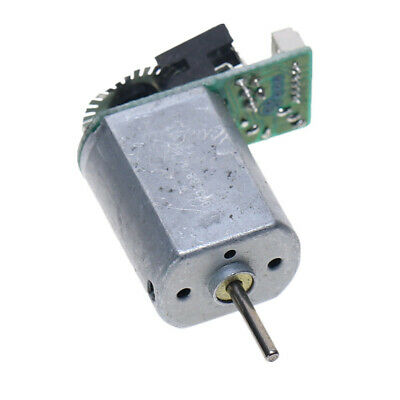 1pcs Dc 6v-12v 7800rpm 130 Motor Metal Speed Encoder Tachometer Motor Ab Phase