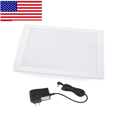 Dental X-ray Film Illuminator Light Box X-ray Viewer Light Panel A4 Machine One