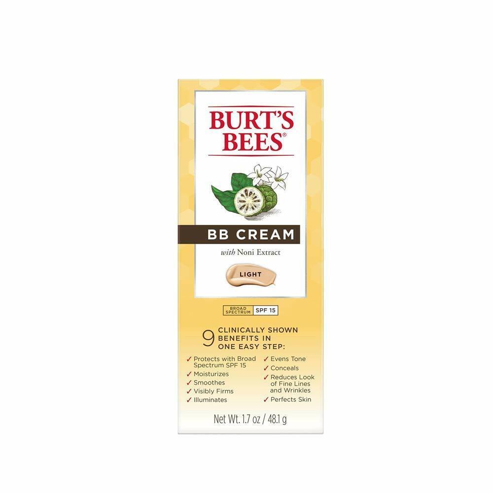 Burt's Bees Bb Cream with Spf 15, 1.7 oz