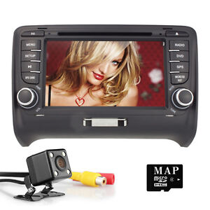 for AUDI TT MK2 Android 7.1 Car DVD Player 7