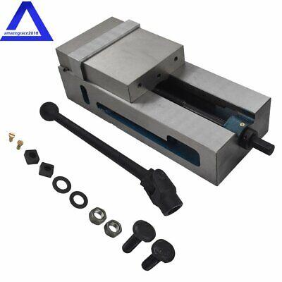 6 Super-lock Precision Cnc Vise .0004 Nccnc Milling New