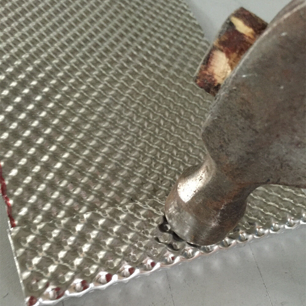 Gii G2 Embossed Aluminium Heat Shield Material Simgle