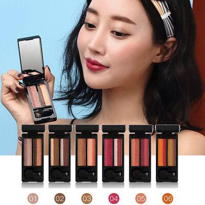 UBUB Best Double Color Eye Shadow Perfect Dual Color Eyeshadow Brand New 6