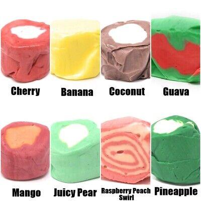 Salt Water Taffy Candy Assorted Fruits Lovers Box ~ SWEET'S TAFFY ~ 144 Pieces](Salt Candy)