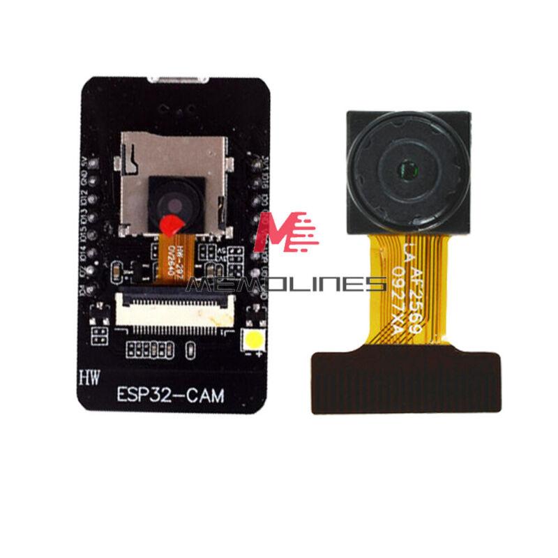 5v Wifi Bluetooth Development Board Esp32-cam Ch340g  +ov2640 Hd Camera Module