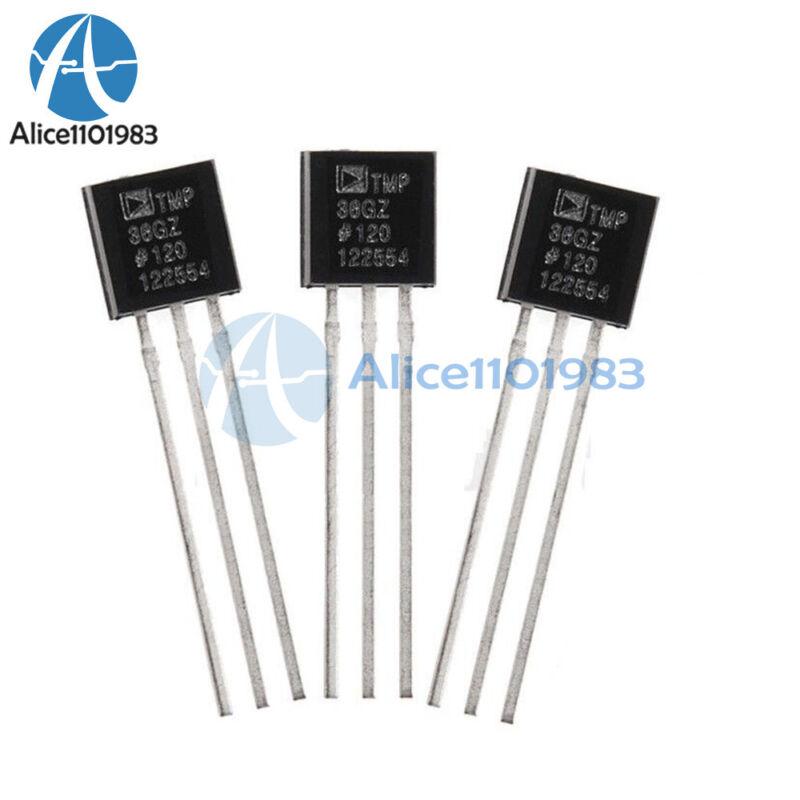 5PCS TMP36GT9 ORIGINAL Low Voltage Temperature Sensors