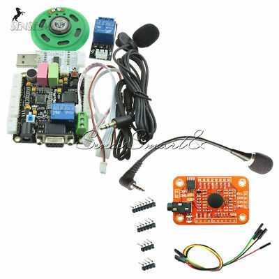 Sp Voice Recognition V3 Kit Module Board For Arduino Raspberry