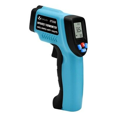 Temperature Temp Meter Gun Non-contact Digital Laser Thermometer Infrared Ir Us