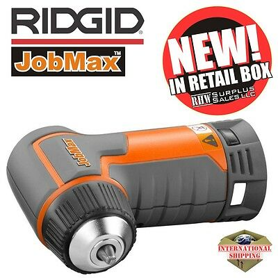 RIDGID R8223402 JobMax 3/8 in. Drill/Driver Head ...