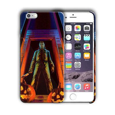Halloween Michael Myers Iphone 4s 5 5s 5c SE 6 6s 7 8 X XS Max XR Plus Case 41