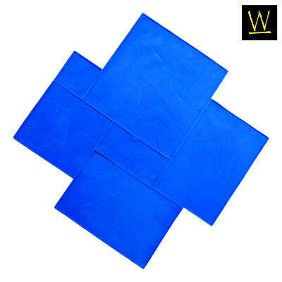 Imperial Ashler Slate Single Concrete Stamp By Walttools Blue Rigid