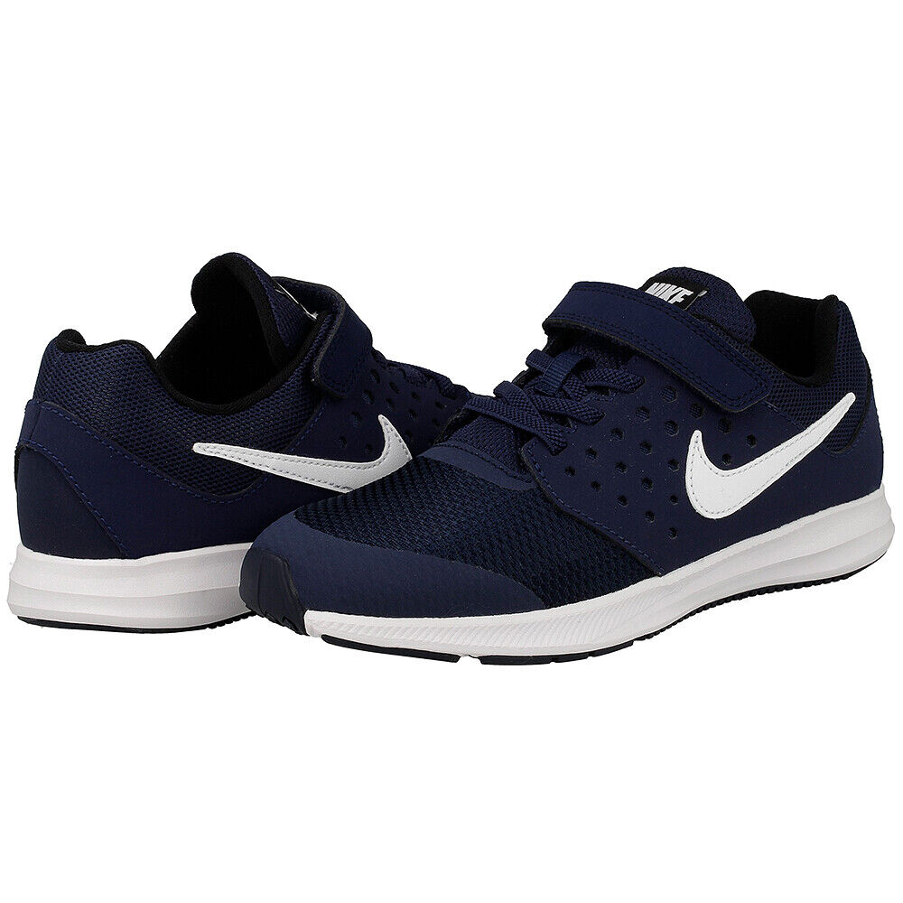 Nike Boys DOWNSHIFTER 7 Kids shoes Sneakers Size: 11C, 1Y, 1