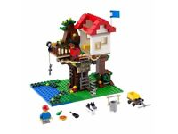 Boxed Lego Creator 31010 3 in 1 Treehouse