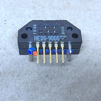 1pc Heds-9000b00 Two Channel High Resolution Optical Incremental Encoder Module
